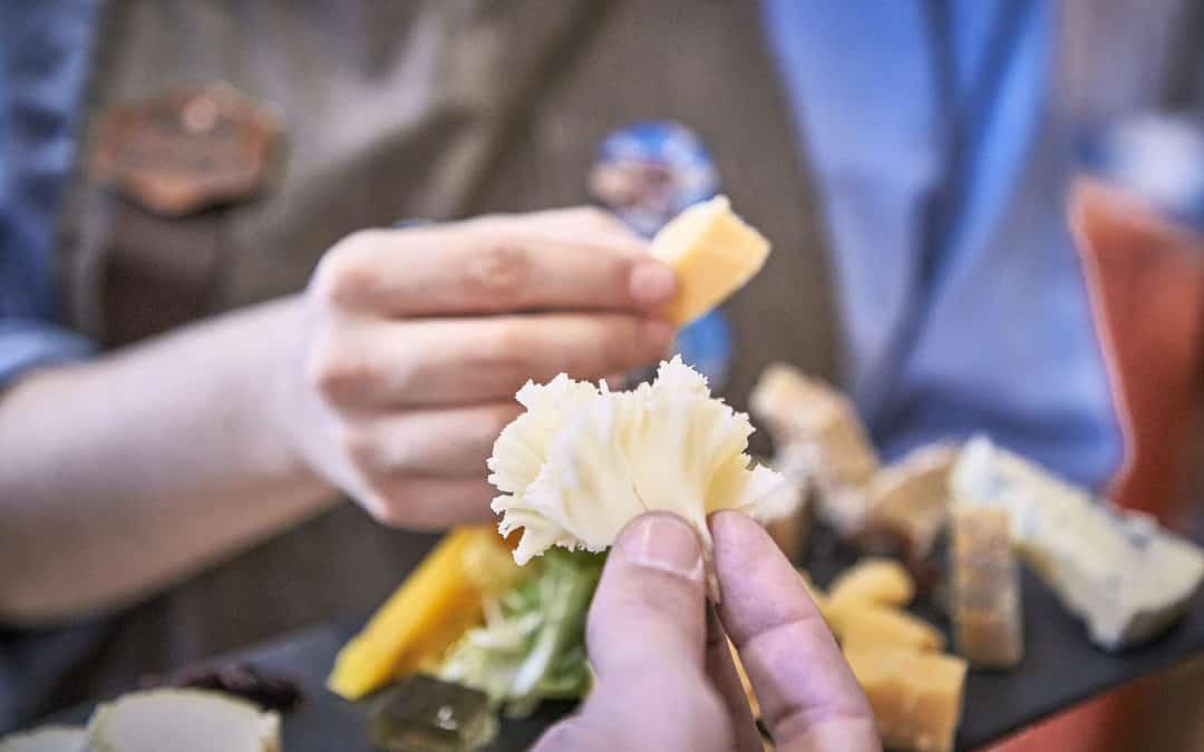 Cursos de queso en Poncelet Cheesebar