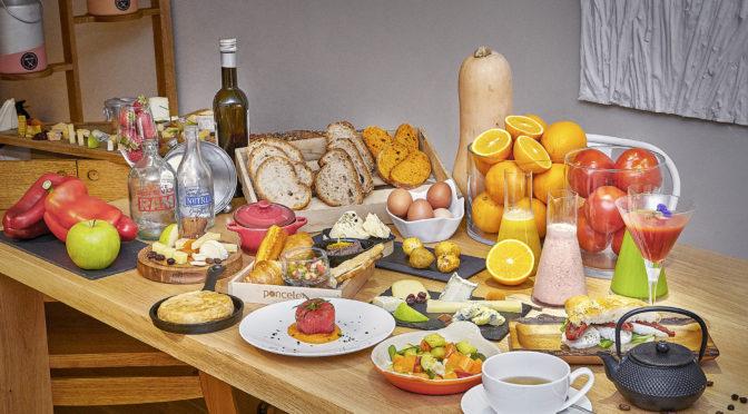 El brunch de queso de Poncelet
