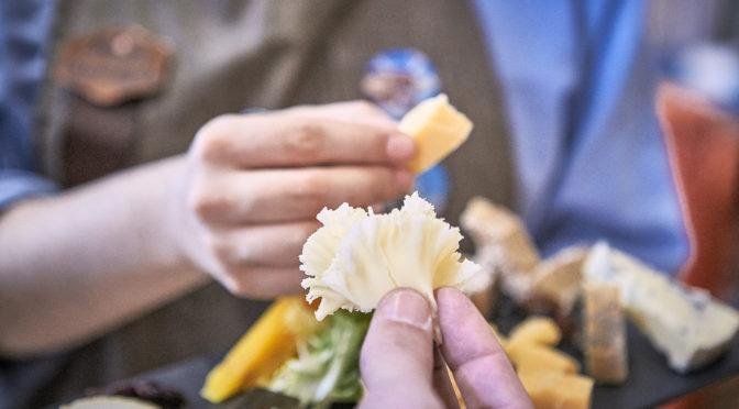 Disfruta del queso artesano y apoya a los productores
