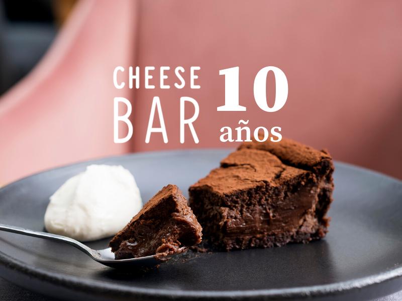 ¡Revelamos los secretos del Cheese Bar en su 10º aniversario!